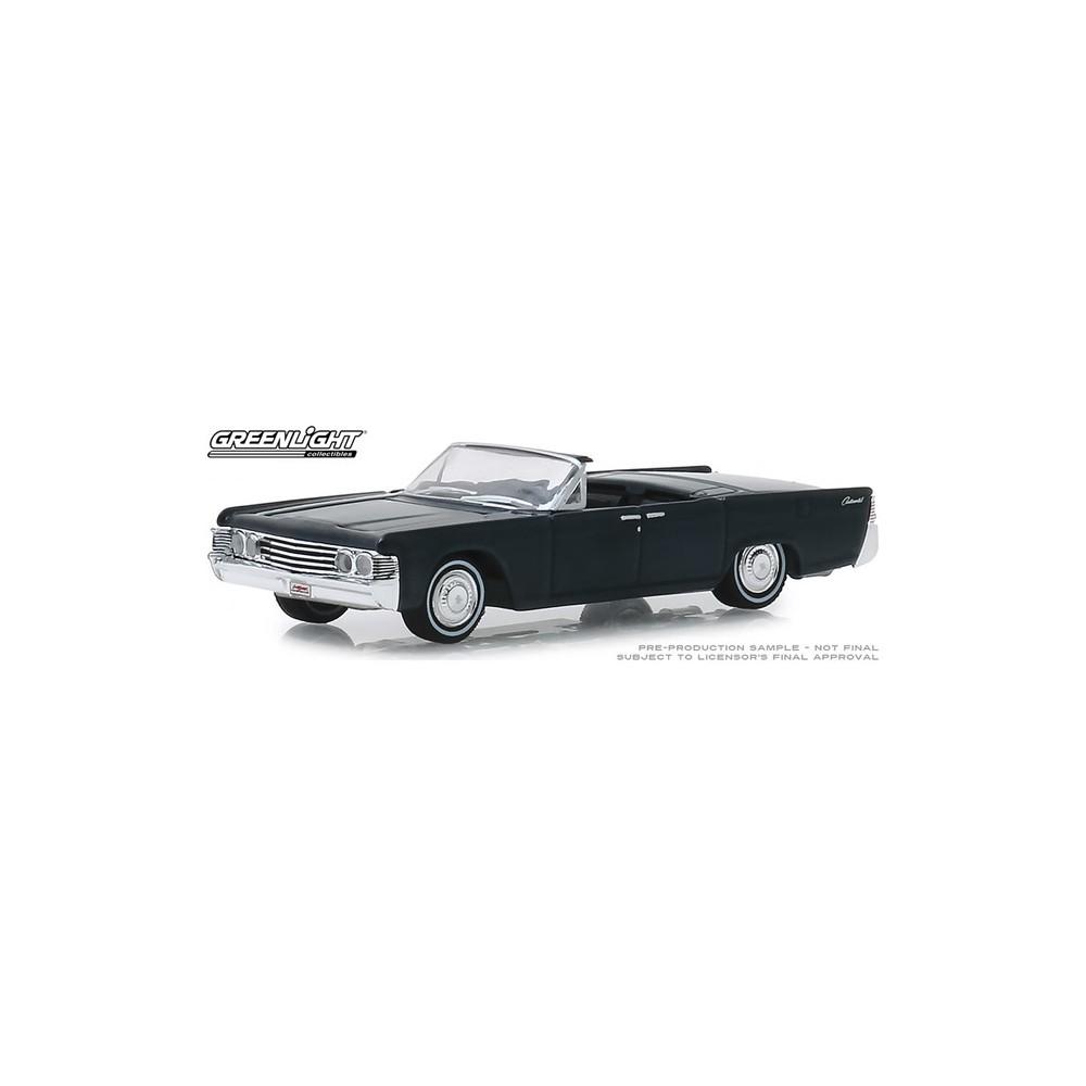 Greenlight Barrett-Jackson Series 4 - 1965 Lincoln Continental Custom Convertible