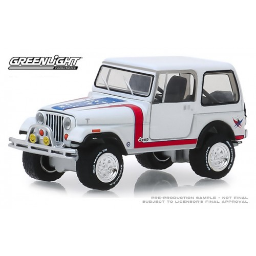 Greenlight Barrett-Jackson Series 4 - 1981 Jeep CJ-7 Custom