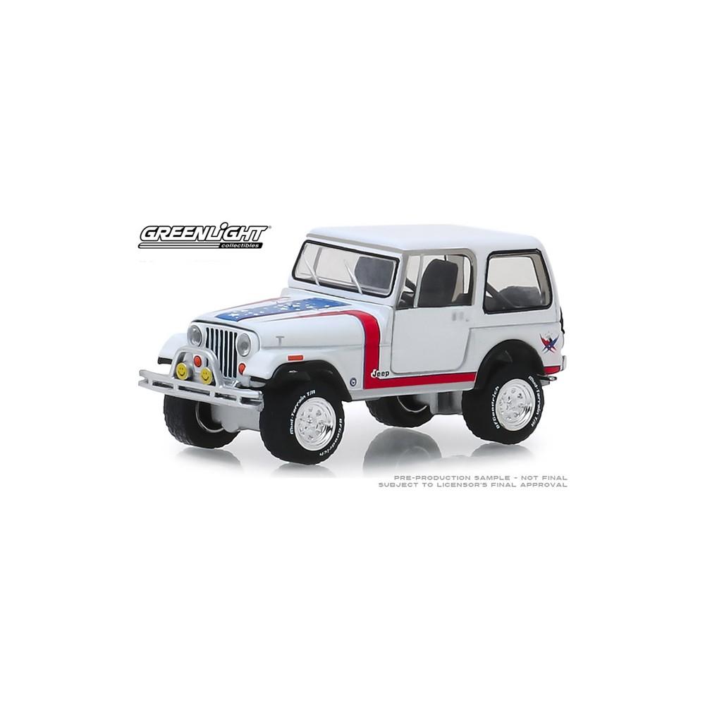 Greenlight Barrett-Jackson Series 4 - 1981 Jeep CJ-7 Custom