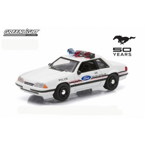 Anniversary Collection Series 2 - 1993 Ford Mustang Police Car