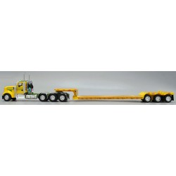 DCP Kenworth W900L Tri-Axle Day Cab with Renegade Trailer