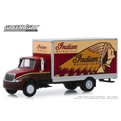 Greenlight H.D. Trucks Series 17 - 2013 International DuraStar Box Van