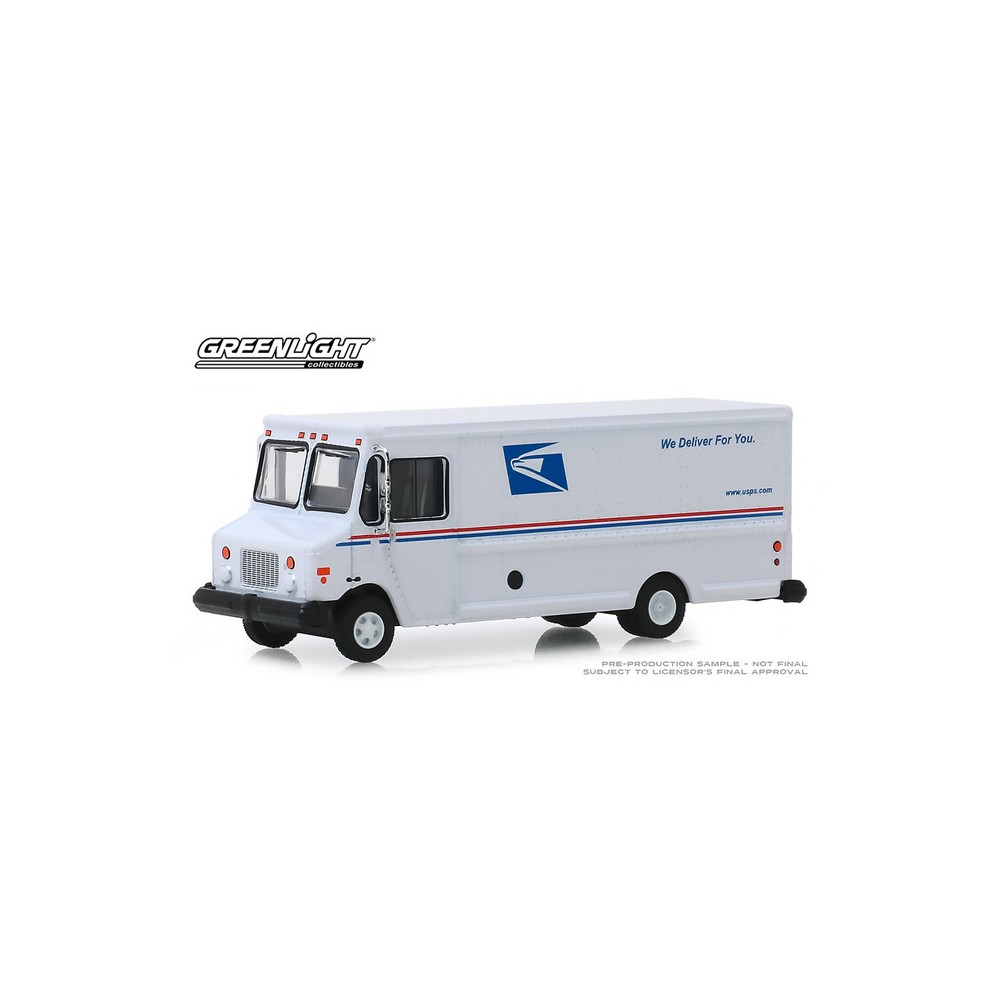 Greenlight H.D. Trucks Series 17 - 2019 Mail Delivery Vehicle USPS