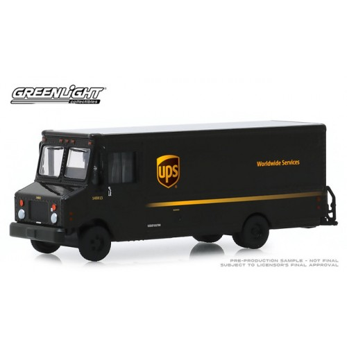 Greenlight H.D. Trucks Series 17 - 2019 Package Car UPS