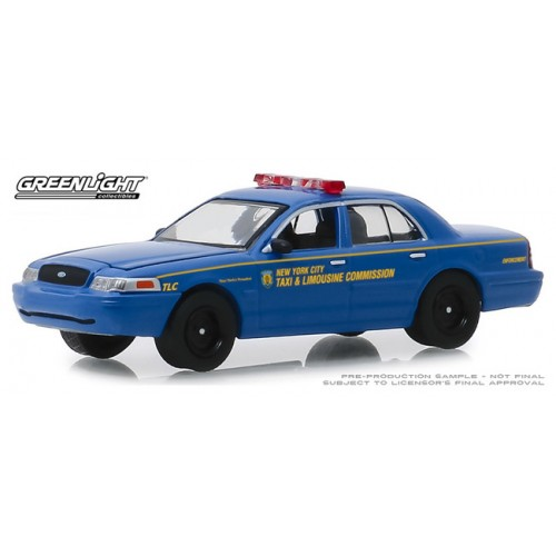 Greenlight Hobby Exclusive - 2006 Ford Crown Victoria