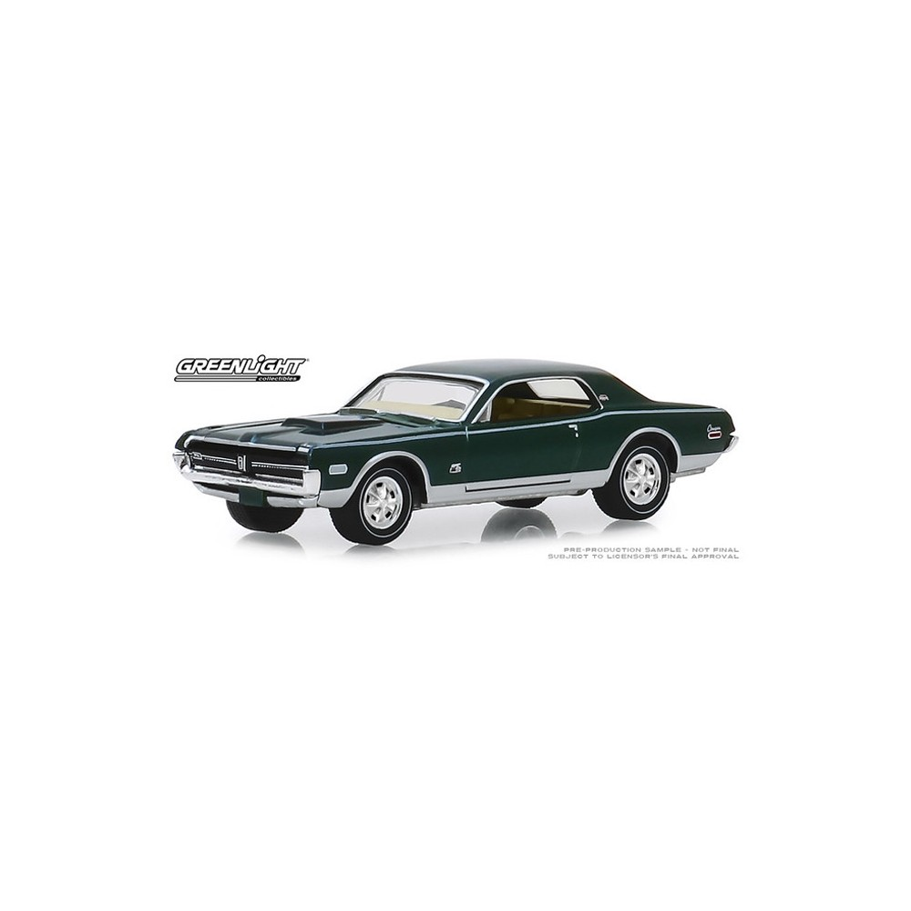 Greenlight Anniversary Collection Series 9 - 1968 Mercury Cougar XR-7 GT-E 428 Cobra Jet