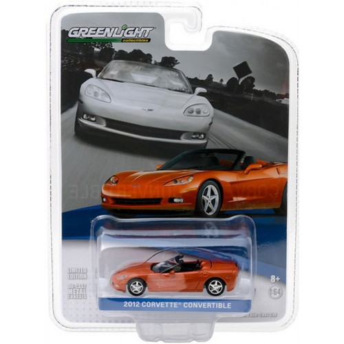 General Motors Collection Series 1 - 2012 Corvette Convertible