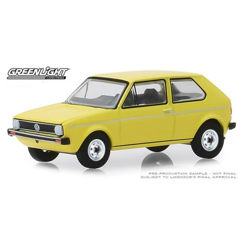 Greenlight Anniversary Collection Series 9 - 1974 Volkswagen Golf MK1