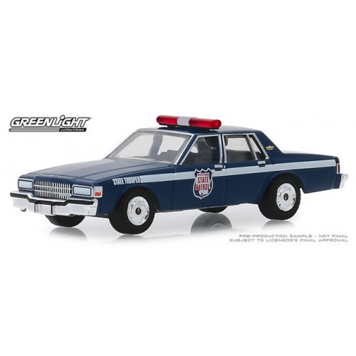 Greenlight Anniversary Collection Series 9 - 1989 Chevrolet Caprice Wisconsin State Patrol