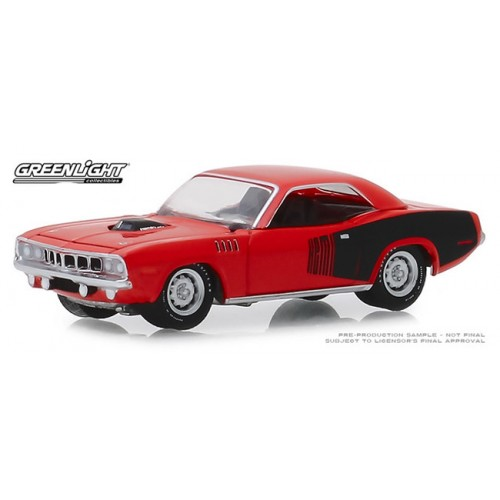 Greenlight Anniversary Collection Series 9 - 1971 Plymouth HEMI Cuda