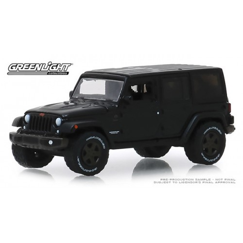 Greenlight Anniversary Collection Series 9 - 2016 Jeep Wrangler Unlimited
