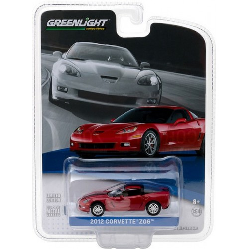 General Motors Collection Series 1 - 2012 Corvette Z06