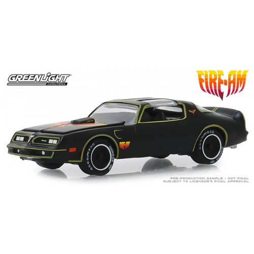 Greenlight Hobby Exclusive - 1977 Pontiac Firebird