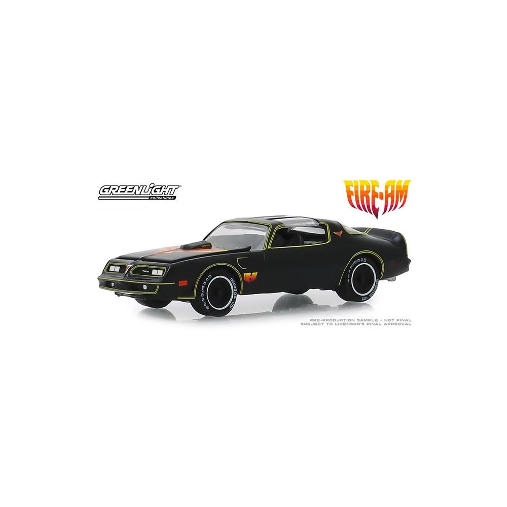 Greenlight Hobby Exclusive - 1977 Pontiac Firebird