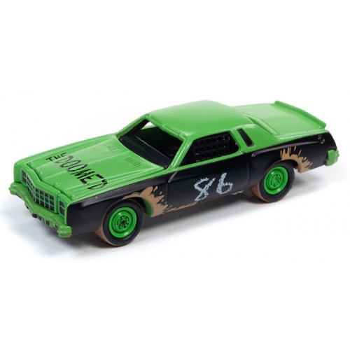 Johnny Lightning Street Freaks - 1977 Chevy Monte Carlo Stock Car