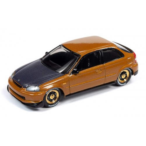 Johnny Lightning Street Freaks - 1996 Honda Civic