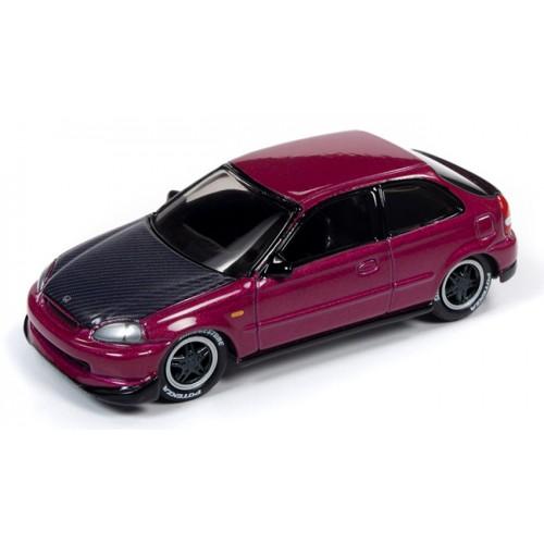 Johnny Lightning Street Freaks - 1996 Honda Civic