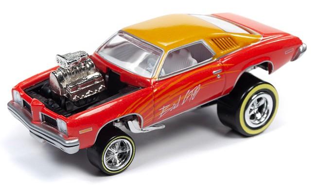 1 Year Goat ***Johnny Lightning Zingers 1:64 OVP 1973 Pontiac GTO