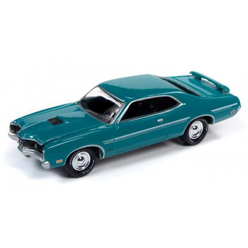 Johnny Lightning Muscle Cars - 1970 Mercury Cyclone Spoiler