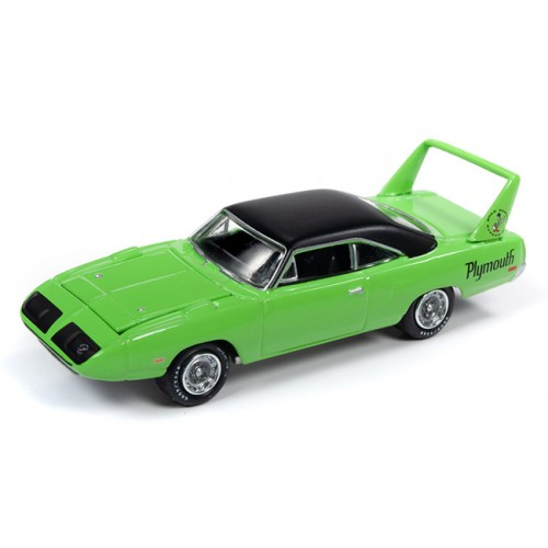 Johnny Lightning Muscle Cars - 1970 Plymouth Superbird