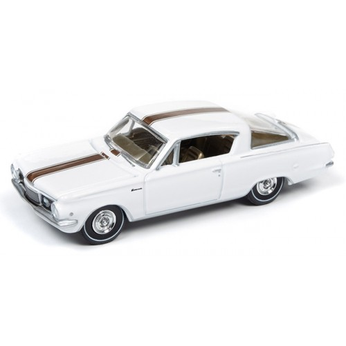 Auto World Premium 2019 Release 4B - 1965 Plymouth Barracuda