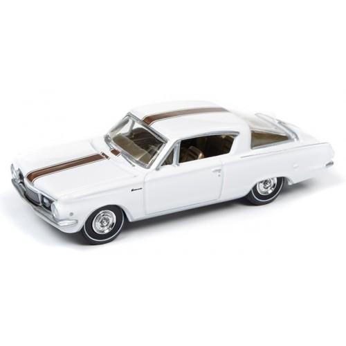 Auto World Premium 2019 Release 4B - 1965 Plymouth Barracuda