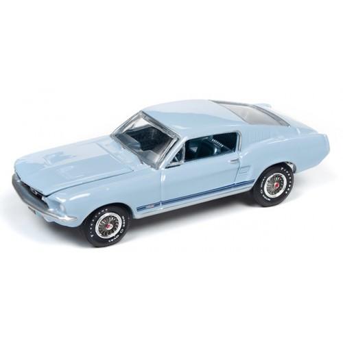 Auto World Premium 2019 Release 4B - 1967 Ford Mustang GTA
