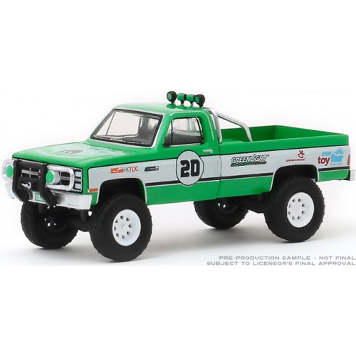 Greenlight Hobby Exclusive - 1981GMC K-2500 Trade Show Exclusive