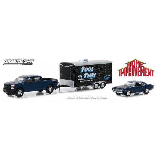 Greenlight Hollywood Hitch and Tow Series 7 - Home Improvement