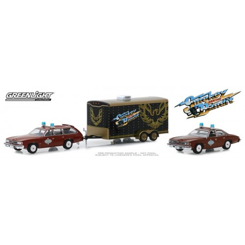 Greenlight Hollywood Hitch and Tow Series 7 - Smokey and the Bandit