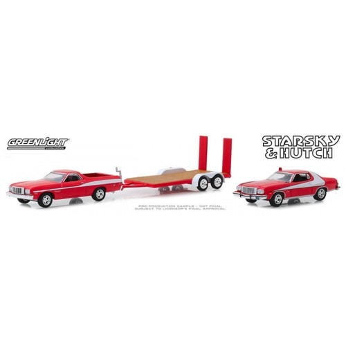 Greenlight Hollywood Hitch and Tow Series 7 - Starsky and Hutch