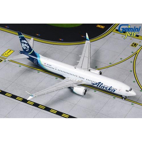 Gemini Jets Boeing 737 MAX-9 Alaska Airlines