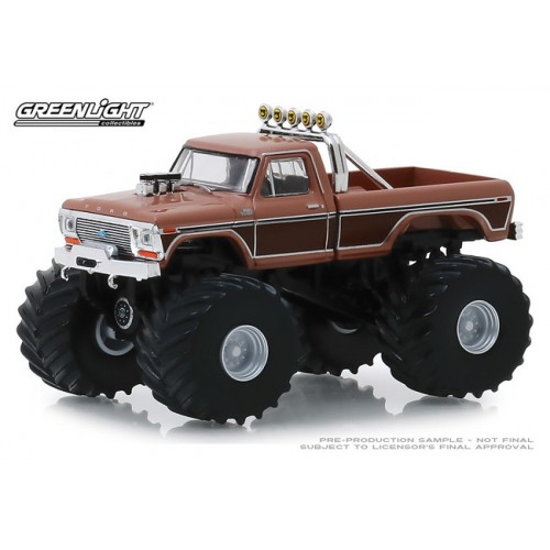 Greenlight Kings of Crunch Series 5 - 1978 Ford F-350 Monster Truck