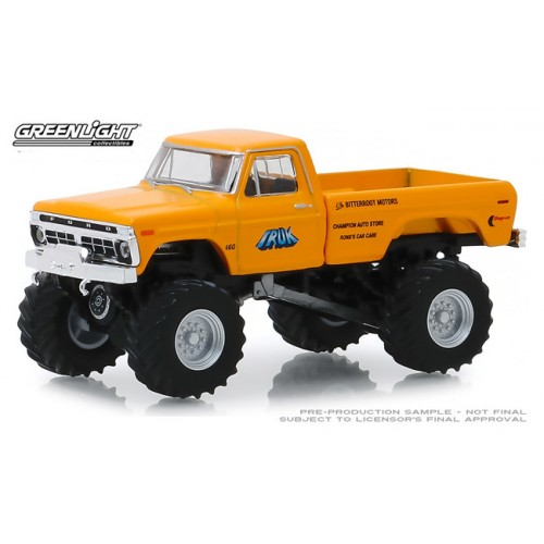 Greenlight Kings of Crunch Series 5 - 1977 Ford F-250 Monster Truck
