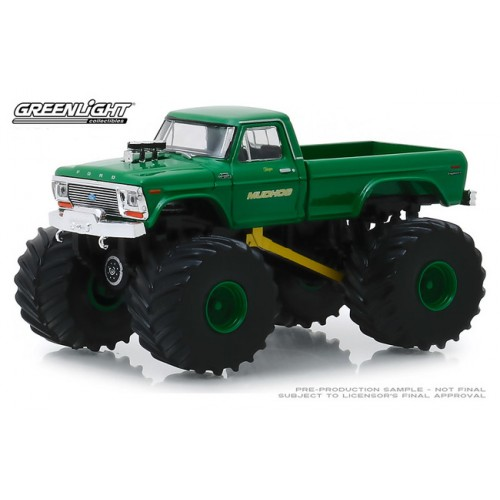 Greenlight Kings of Crunch Series 5 - 1979 Ford F-250 Monster Truck