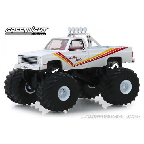 Greenlight Kings of Crunch Series 5 - 1981 Chevy K-20 Monster Truck