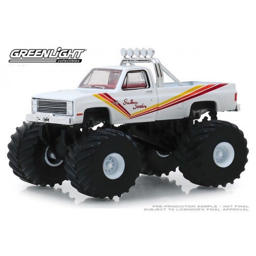 Greenlight Kings of Crunch Series 5 - 1981 Chevy K-20 Monster Truck
