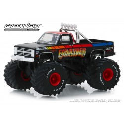 Greenlight Kings of Crunch Series 5 - 1987 Chevy K-20 Monster Truck
