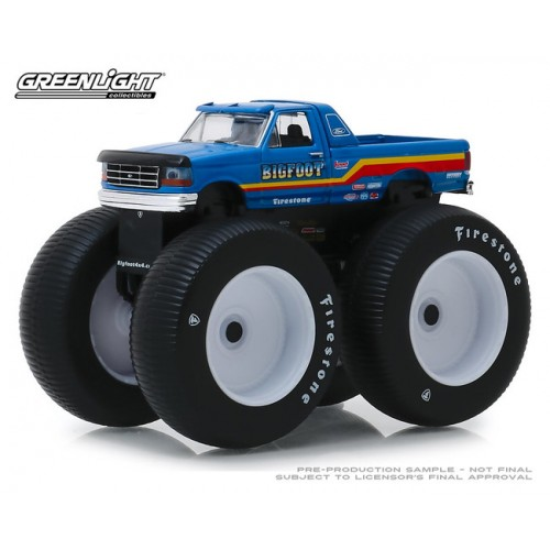 Greenlight Kings of Crunch Series 5 - 1996 Ford F-250 Monster Truck Bigfoot 7