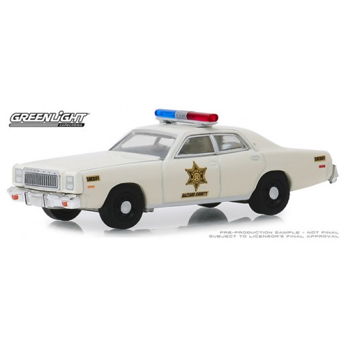 Greenlight Hobby Exclusive - 1977 Plymouth Fury
