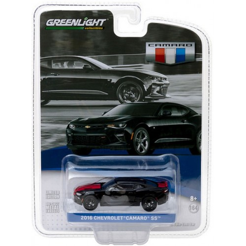 General Motors Collection Series 1 - 2016 Chevy Camaro SS