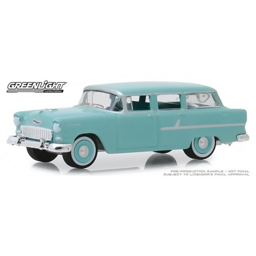 Greenlight Estate Wagons Series 4 - 1955 Chevy Two-Ten Townsman
