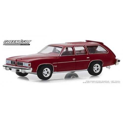 Greenlight Estate Wagons Series 4 - 1976 Pontiac Grand LeMans Safari Wagon