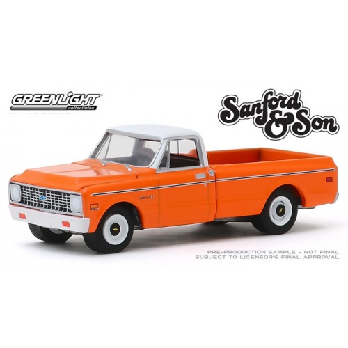 Greenlight Hollywood Series 26 - 1971 Chevy C-10 Truck Sanford and Son