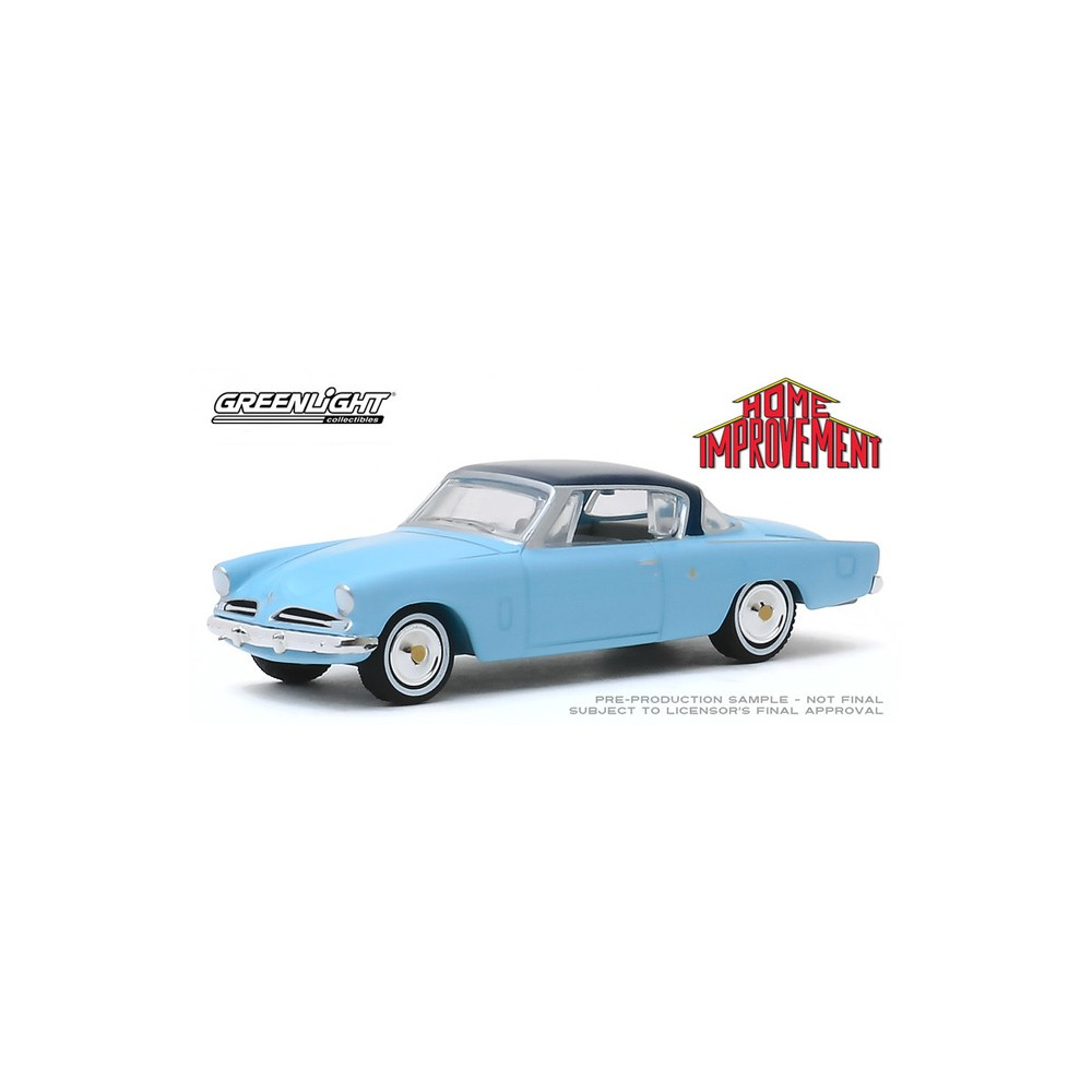 Greenlight Hollywood Series 26 - 1953 Studebaker Home Improvement