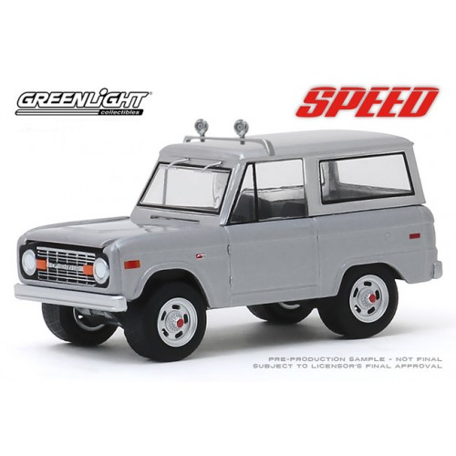 Greenlight Hollywood Series 26 - 1970 Ford Bronco Speed