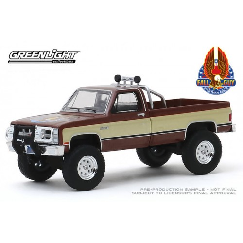 Greenlight Hollywood Series 26 - 1982 GMC K-2500 Truck Fall Guy