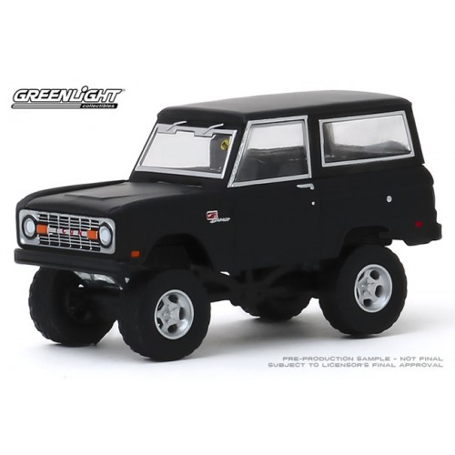 Greenlight Mecum Auctions Series 4 - 1968 Ford Icon Bronco