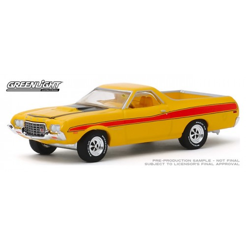 Greenlight Mecum Auctions Series 4 - 1972 Ford Ranchero GT