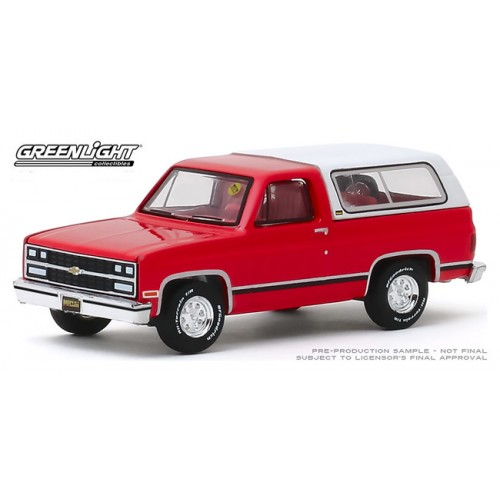 Greenlight Mecum Auctions Series 4 - 1991 Chevy K5 Blazer